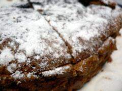 HNちゃんママ作の美味しいケーキ