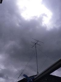 8月27日の空