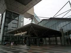 東京ビッグサイト入口
